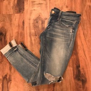 American eagle jeans (short)